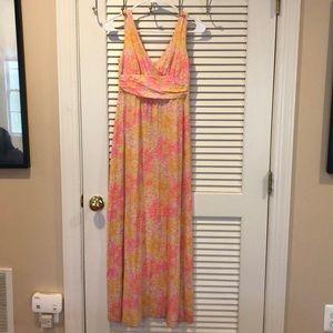 Lilly Pulitzer Maxi Dress- Size XS